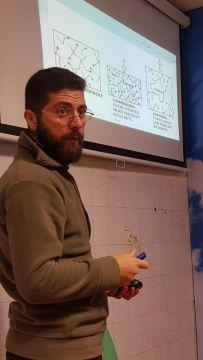 کلاس آموزش تئوری پاراگلایدر