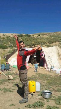 عشایر منطقه کوه خلیل ارومیه